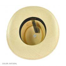 Cuenca Panama Straw Gambler Hat alternate view 6
