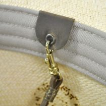 Panama Straw Working Hat alternate view 9