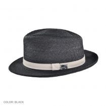 George C-Crown Fedora Hat