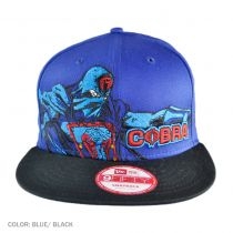G.I. Joe Cobra Commander Heroic Stance 9FIFTY Snapback Baseball Cap
