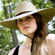 Lifeguard Palm Straw Hat