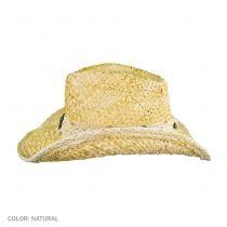 Heart Bead Western Cowboy Hat