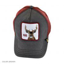 Buck Fever Mesh Trucker Snapback Baseball Cap