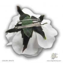 Medium Rose Pin & Clip