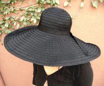 Pool Hat-8 inch Brim