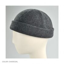 Six Panel Beanie Hat