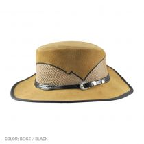 Cheyenne Suede and Mesh Western Hat alternate view 7