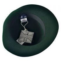 Lite Felt Vaulted Trilby Hat