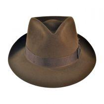Benchley Beaver Fur Felt Fedora Hat alternate view 9