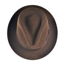 Benchley Beaver Fur Felt Fedora Hat alternate view 11