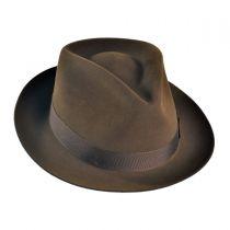 Benchley Beaver Fur Felt Fedora Hat alternate view 14