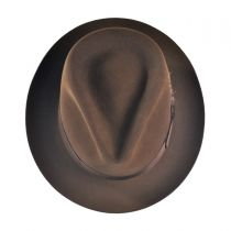 Benchley Beaver Fur Felt Fedora Hat alternate view 17