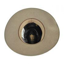 Spencer Crushable Wool Felt Aussie Hat in