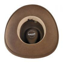 Mountain Sky Crushable Outback Hat in