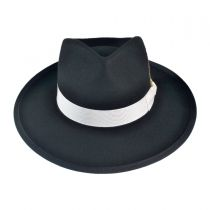 Classics Zoot Wool Felt Fedora Hat - Made in the USA