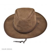 Zephyr Crushable Suede Outback Hat alternate view 10