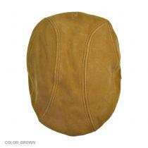Leather Ivy Cap