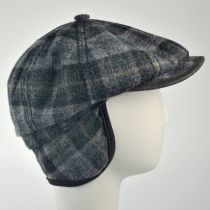 Newsboy Cap with Earlap