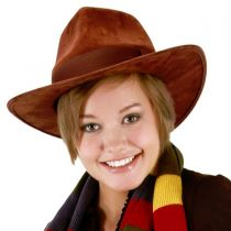4th Doctor Fedora Hat