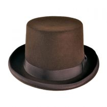 Made in the USA - Classics Wool Felt Top Hat alternate view 37