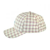 Kangol - Samuel L. Jackson Golf Links Check Baseball Cap