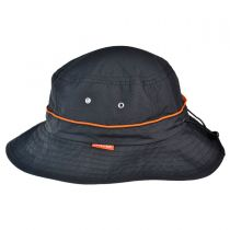 UV Protection Drawstring Bucket Hat in