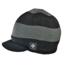 Northern Peak Visor Beanie Hat BC2