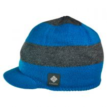 Northern Peak Visor Beanie Hat