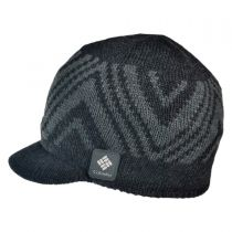 Diamond Heat Visor Beanie Hat