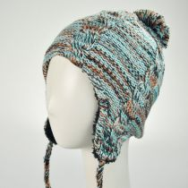 Anita Peruvian Beanie Hat