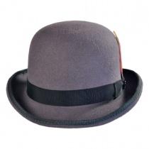 English Wool Felt Derby Hat