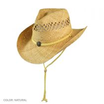 Maggie May Straw Western Hat alternate view 2