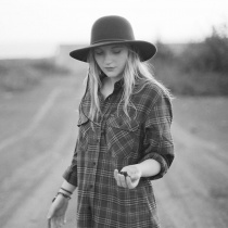 Tiller Wide Brim Hat