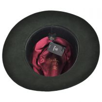 Ranch Wool Felt Fedora Hat