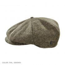Gotham Wool Blend Newsboy Cap