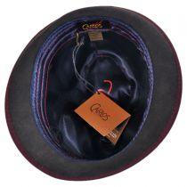 Regal Wool Felt Fedora Hat