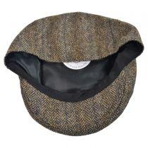 Wool Tweed Newsboy Cap