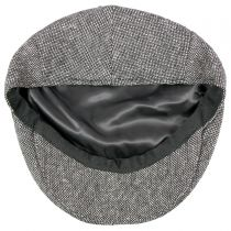 Marl Tweed Wool Blend Ivy Cap