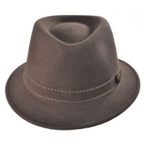 Roll Up Fedora Hat