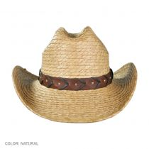 Palm Cattleman Cowboy Hat