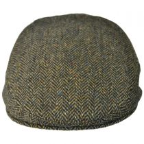 Donegal Tweed Herringbone Ivy Cap
