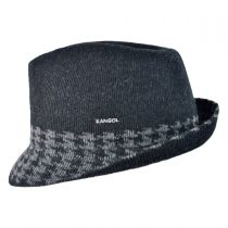 Hounds Stripe Arnold Fedora Hat