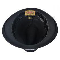 Sequin Hatband Fedora Hat