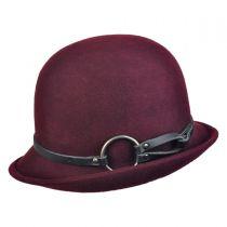 Phoebe Cloche Hat