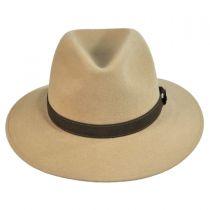 Laredo Fur Felt Safari Fedora Hat