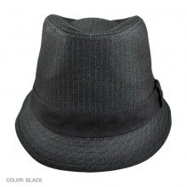 Alcee Fabric Trilby Fedora Hat b2