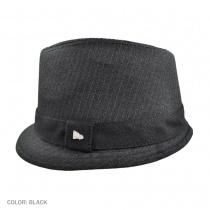Alcee Fabric Trilby Fedora Hat b3