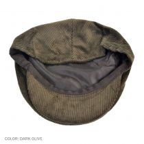 Corduroy Ivy Cap