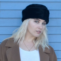 Cossack Faux Fur Hat in