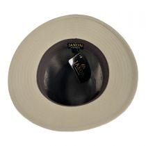 Cotton Safari Fedora Hat in
